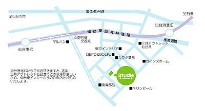 Sendaimap